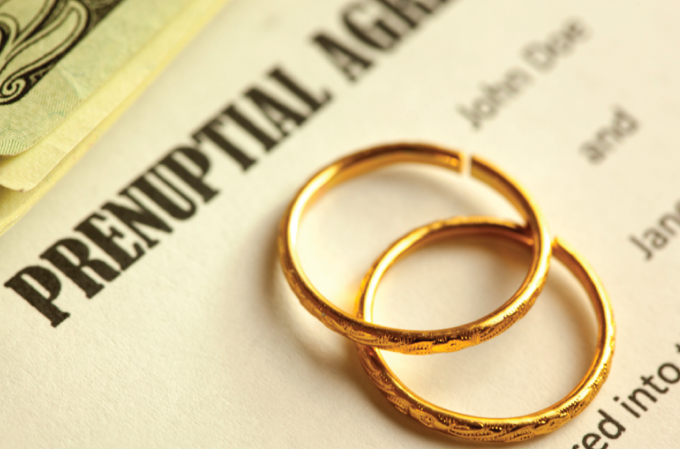 Photo Prenuptial Agreement